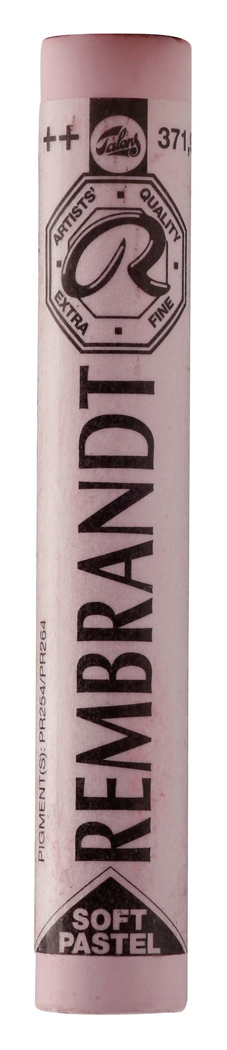 Rembrandt Soft Pastel Round Full Stick Permanent Red Deep(9) (371.9)