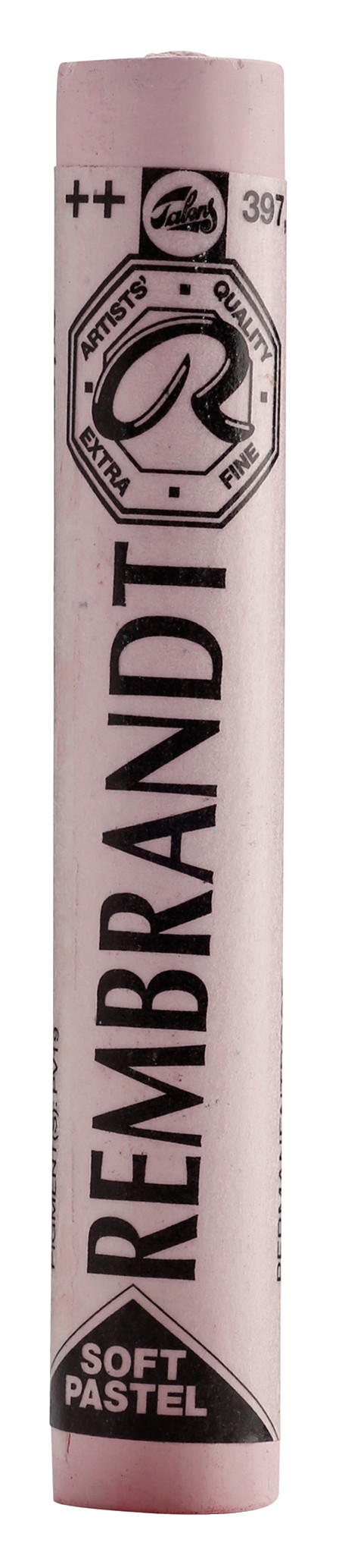 Rembrandt Soft Pastel Round Full Stick Permanent Rose(10) (397.1)