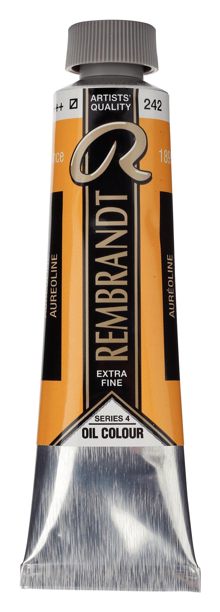 Rembrandt Oil colour Paint Aureoline (242) 40ml Tube