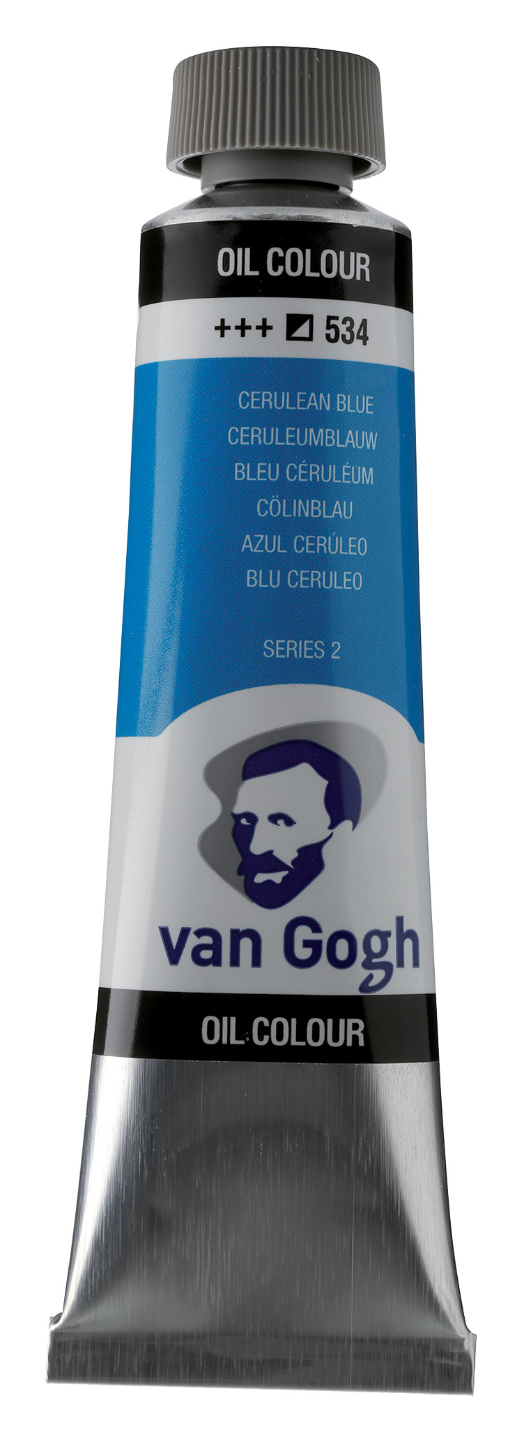 Van Gogh Oil Colour Tube 40 ml Cerulean Blue 534