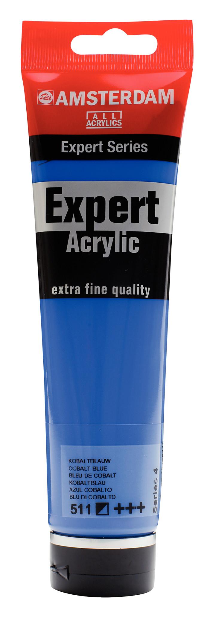 Amsterdam Expert Series Acrylic Tube 150 ml Cobalt Blue 511