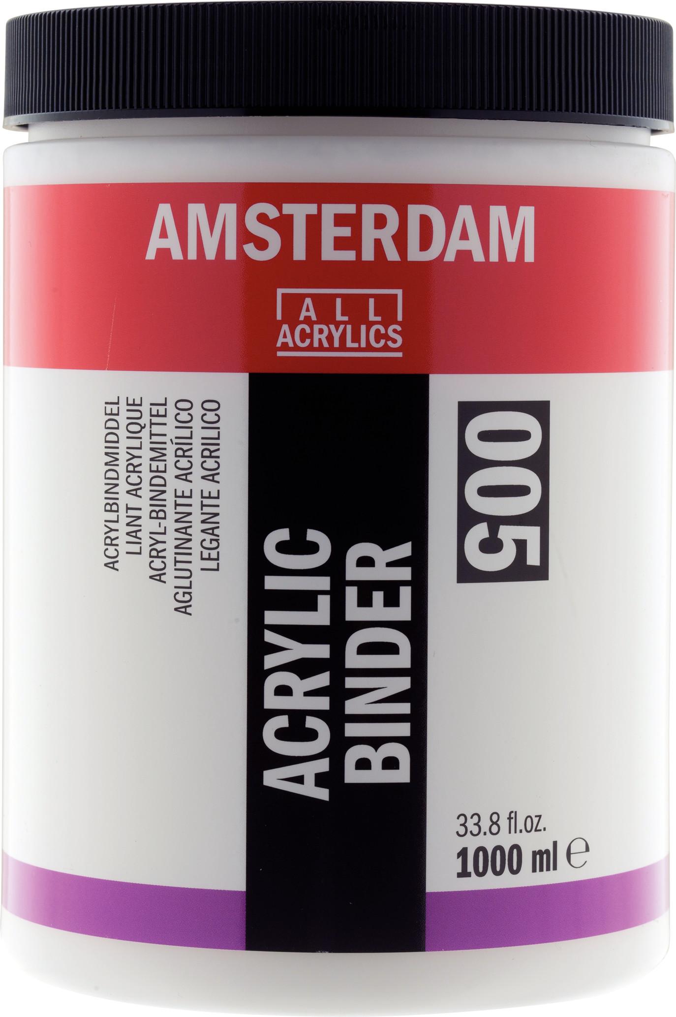 Amsterdam Acrylic Binder Jar 1000 ml