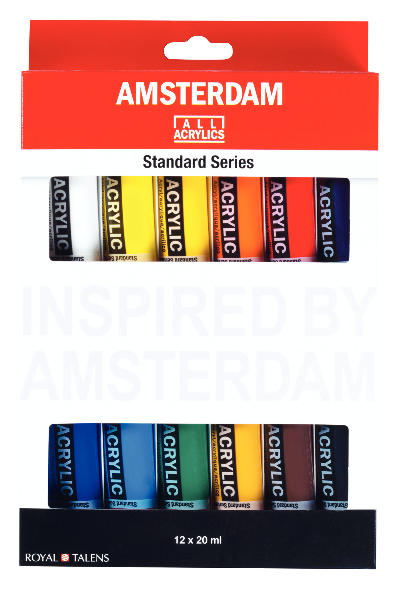 Amsterdam Standard Series Acrylics 12 x 20 ml Set