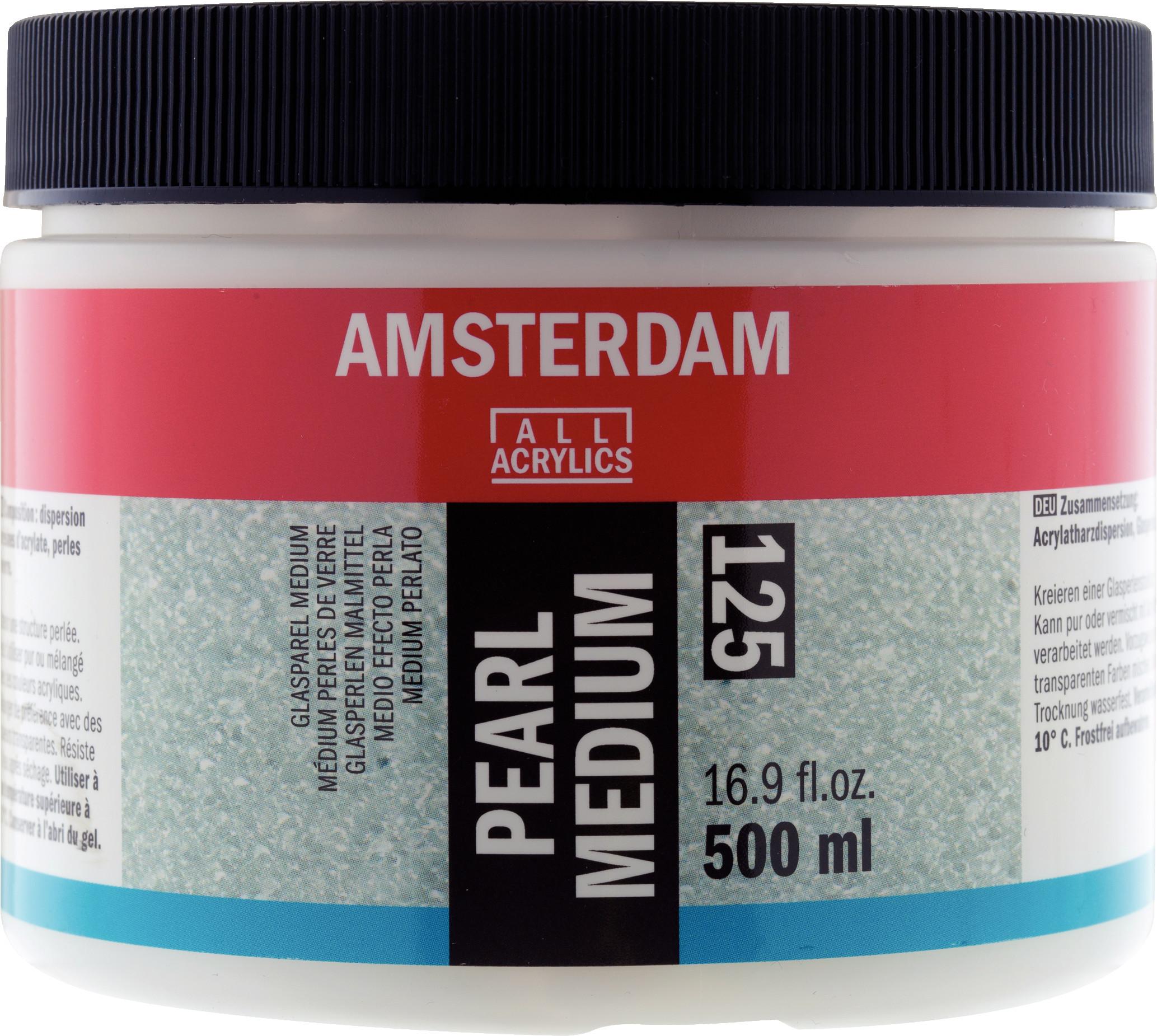 Amsterdam Pearl Medium Jar 500 ml
