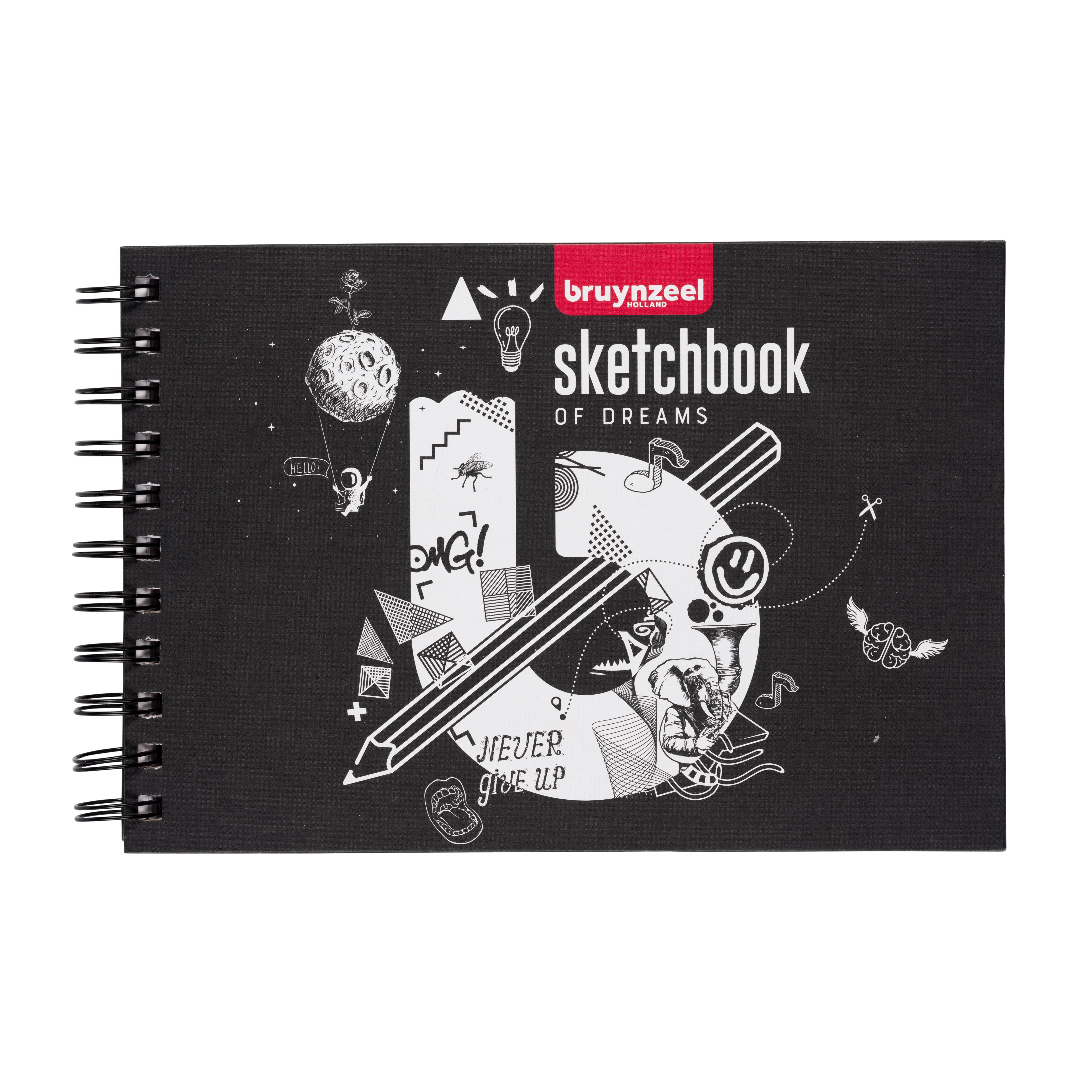 Bruynzeel Sketch Book A5