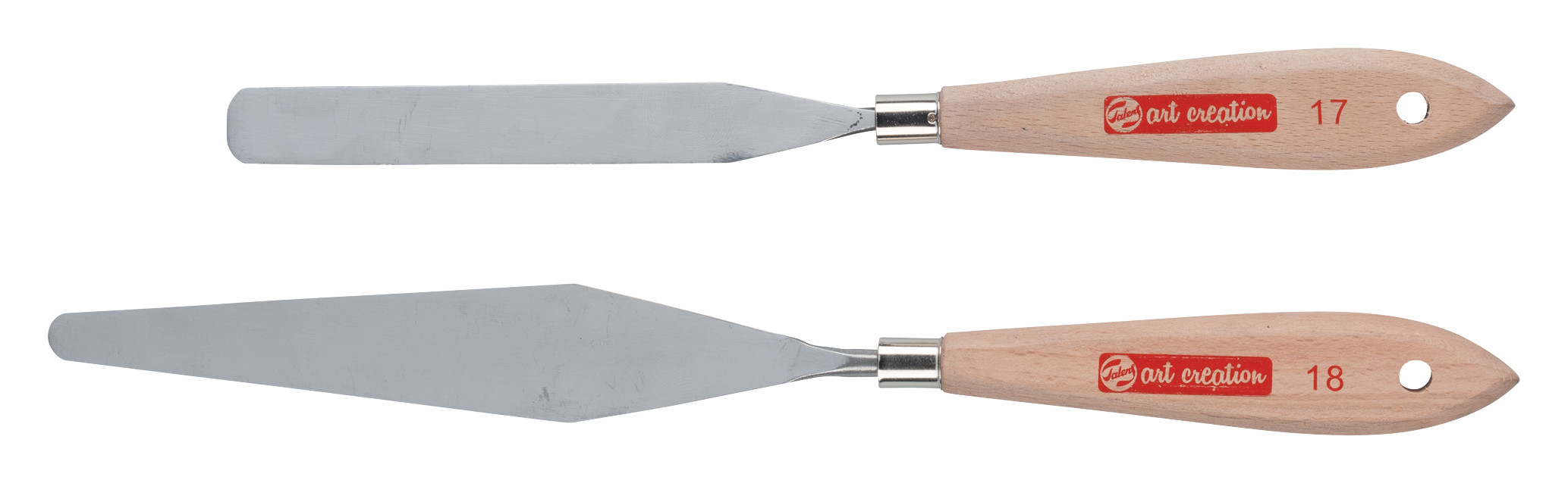 Talens Art Creation Set of two Palette Knives