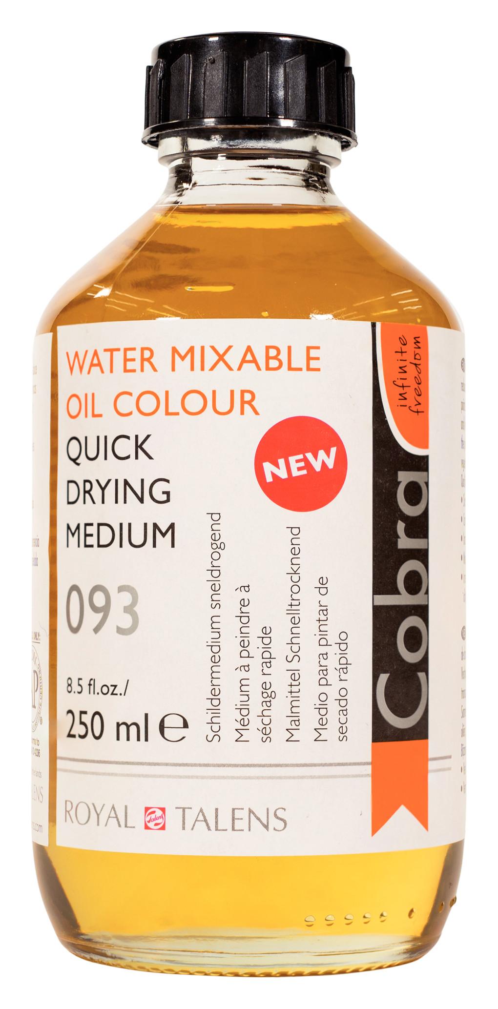 Cobra Quick Drying Medium 250 ml