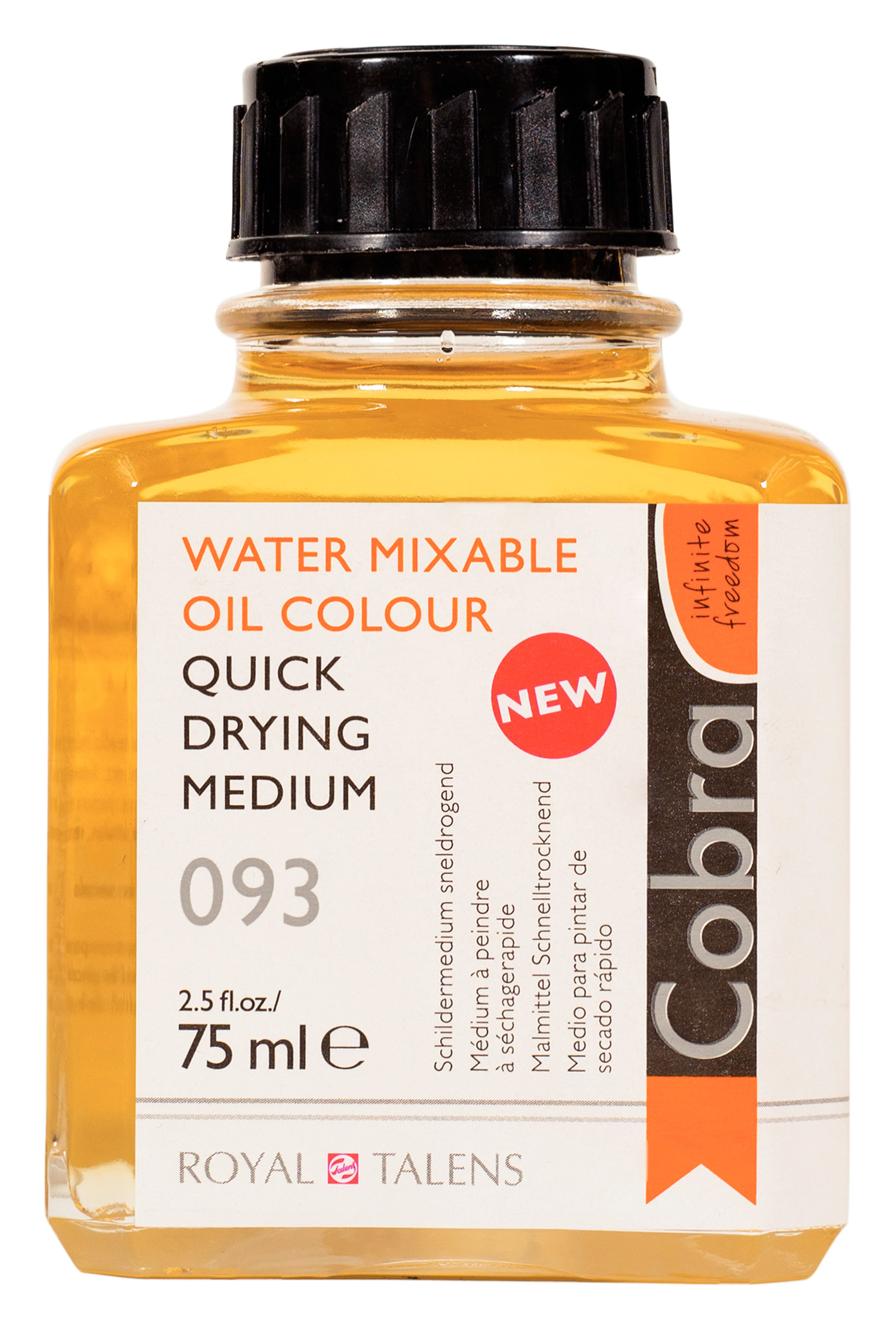 Cobra Quick Drying Medium 75 ml