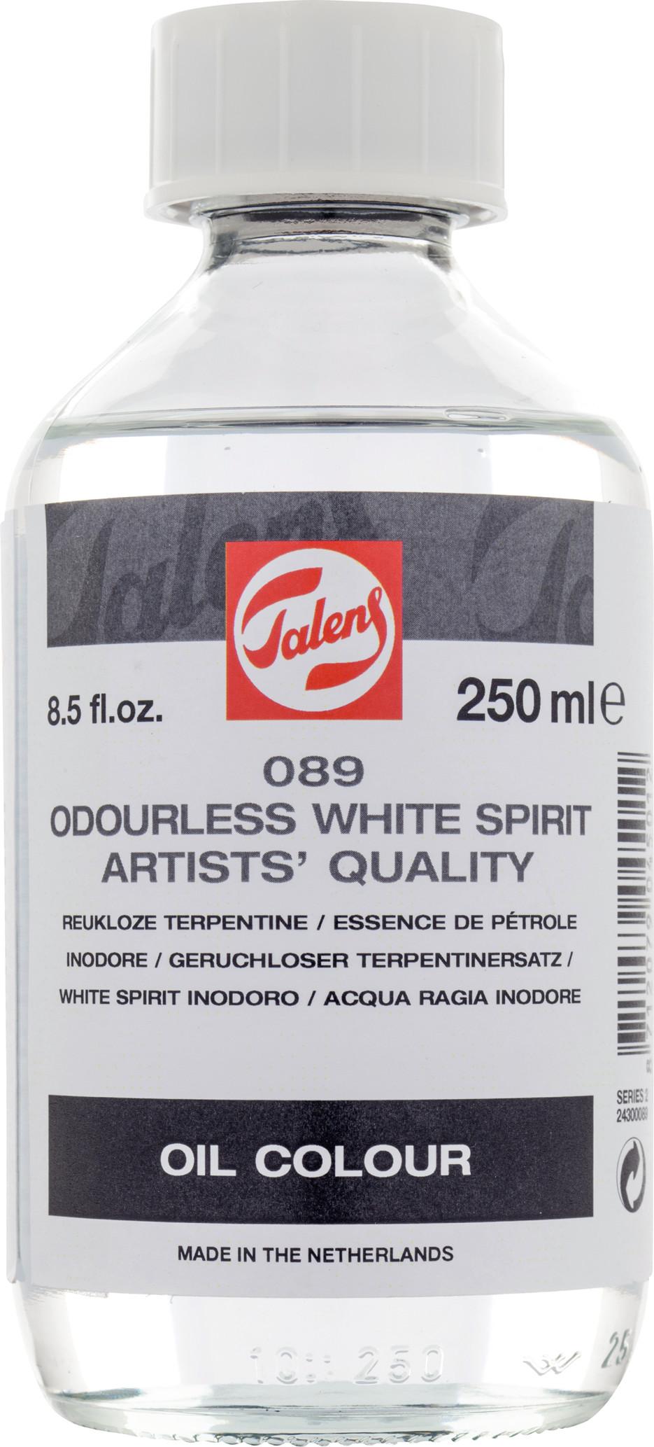 Odourless White Spirit Bottle 250 ml