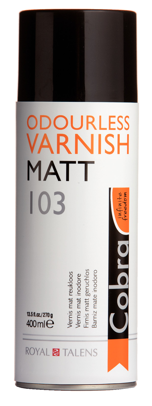 Cobra Varnish Matt 400 ml
