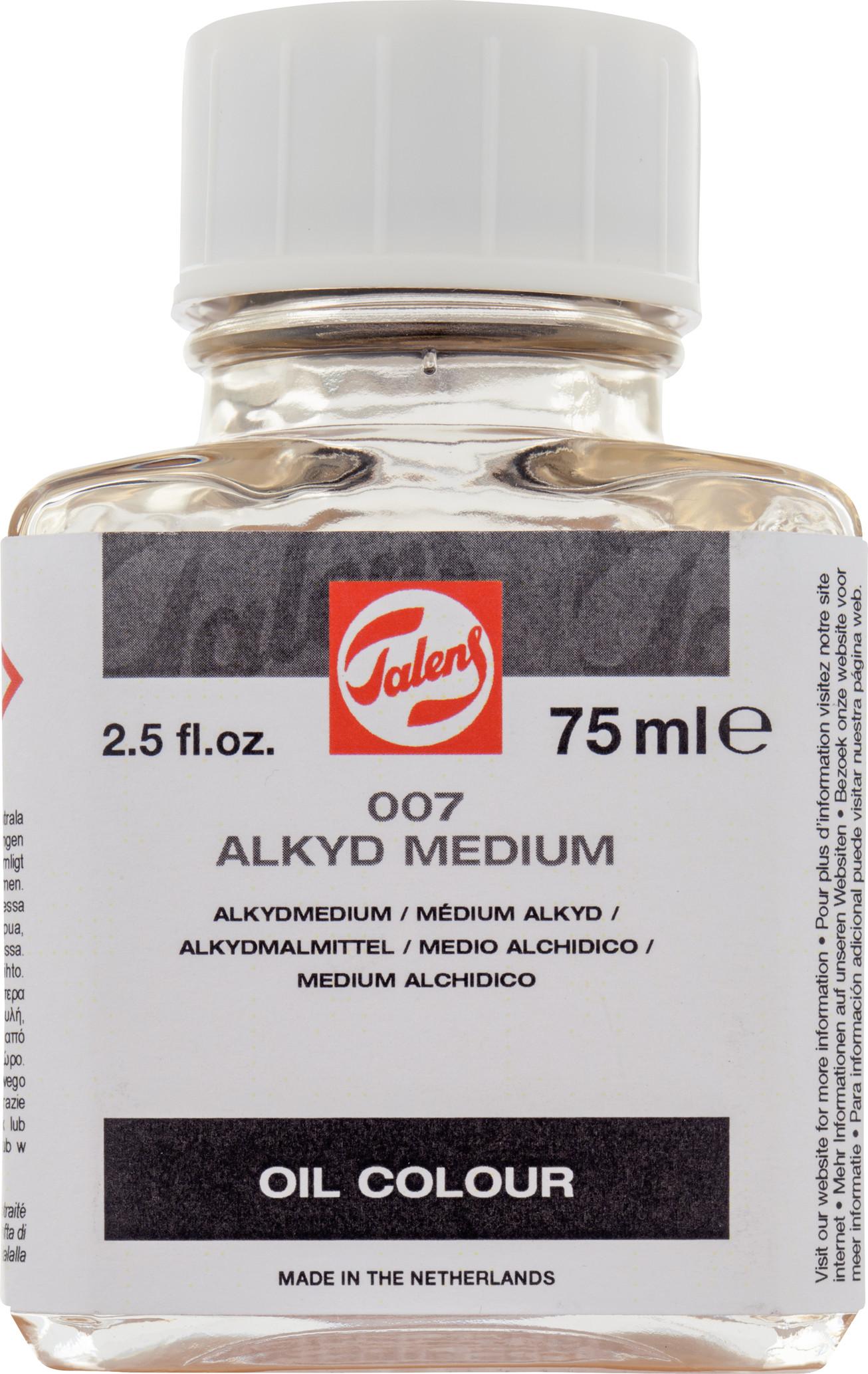 Alkyd Medium Jar 75 ml