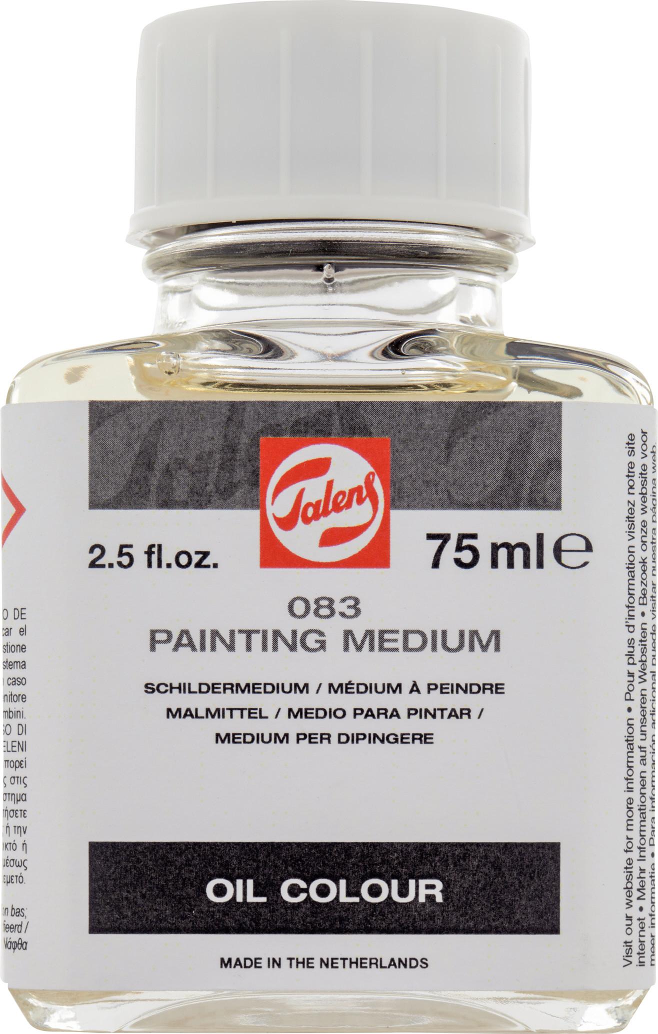 Painting Medium Normal Jar 75 ml