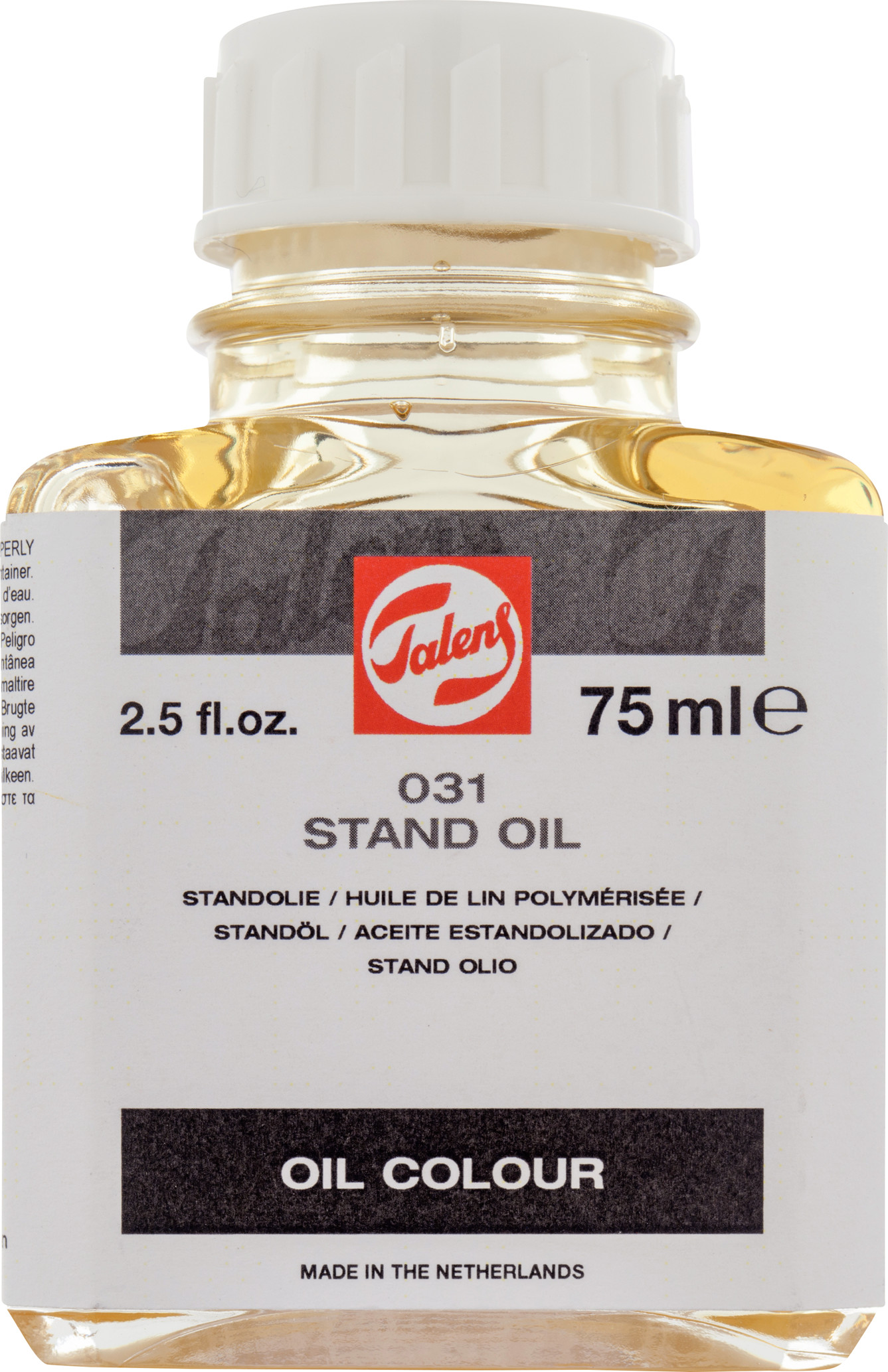 Stand Oil Bottle 75 ml