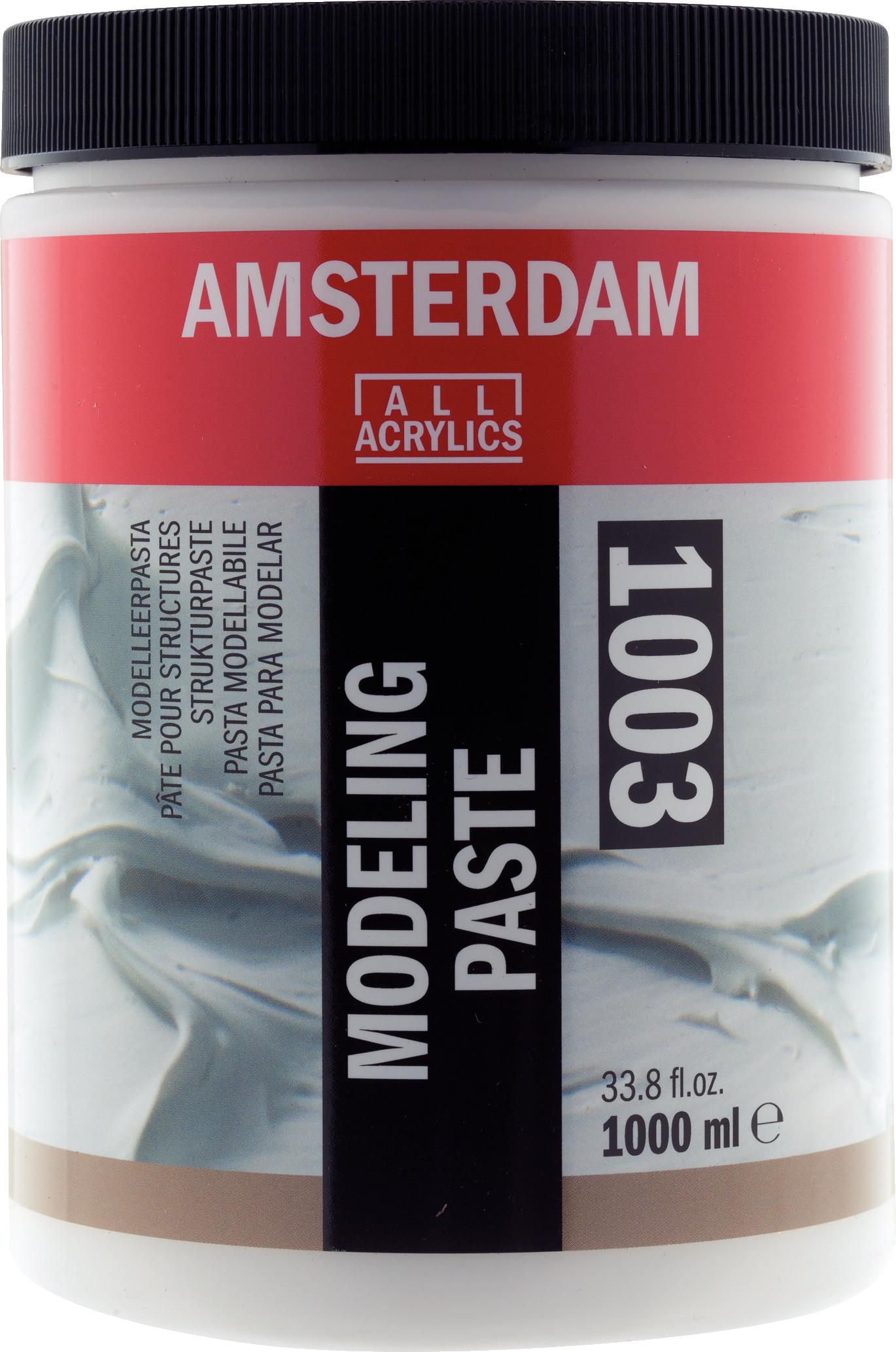 Amsterdam Modeling Paste Jar 1000 ml