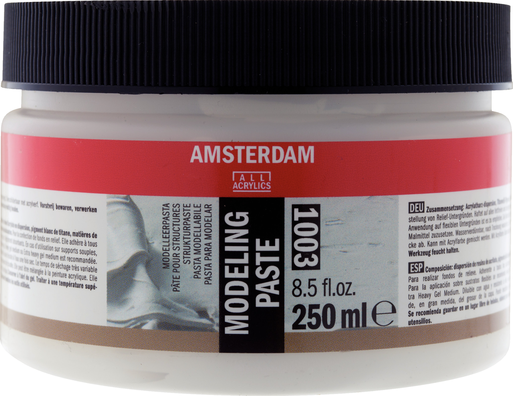 Amsterdam Modeling Paste Jar 250 ml