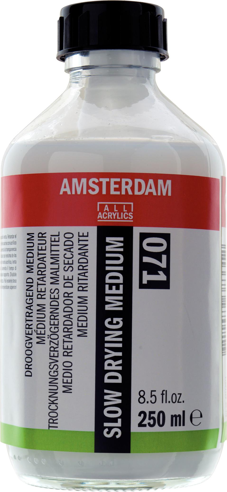 Amsterdam Slow Drying Medium Bottle 250 ml