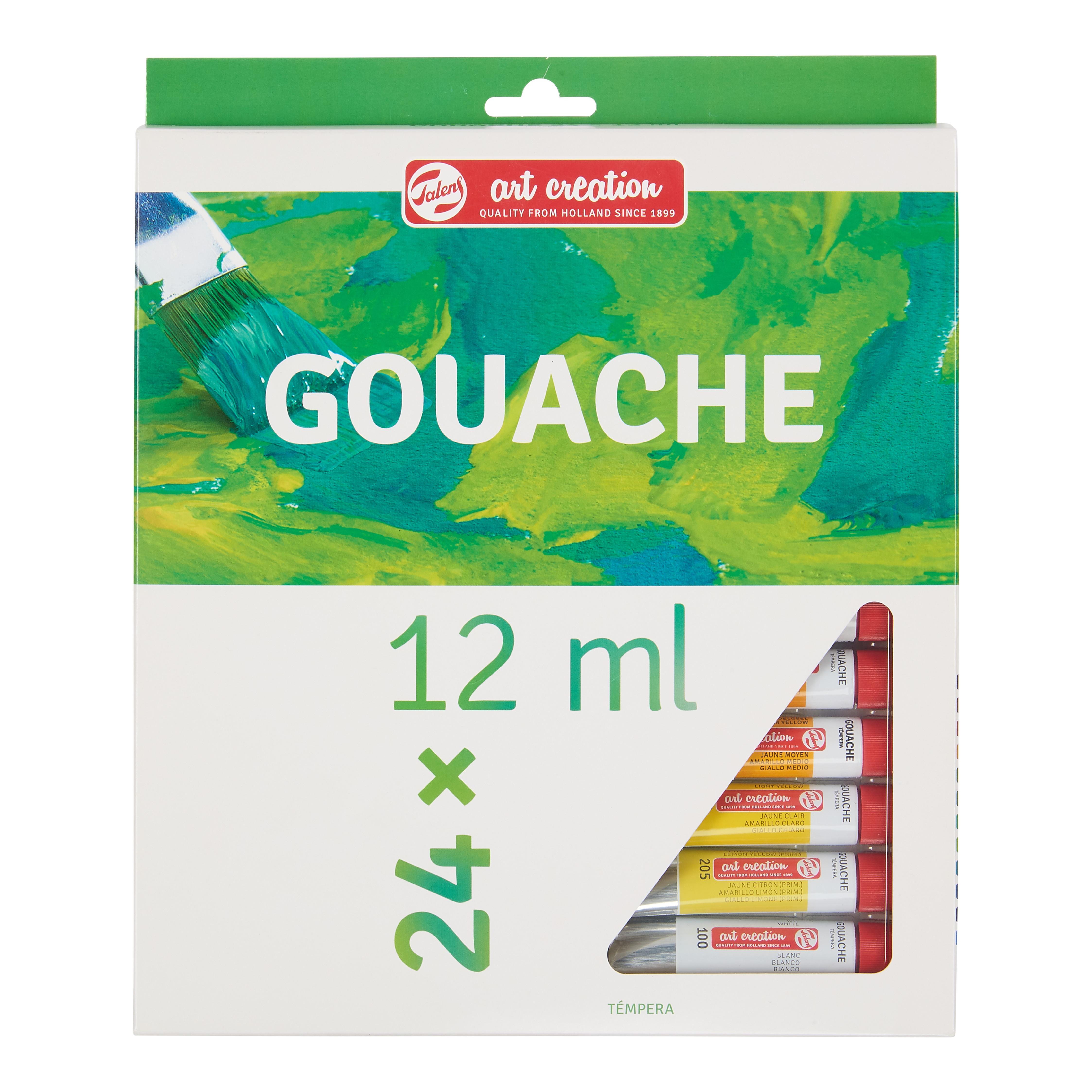 Talens Art Creation Gouache Set 24 x 12 ml