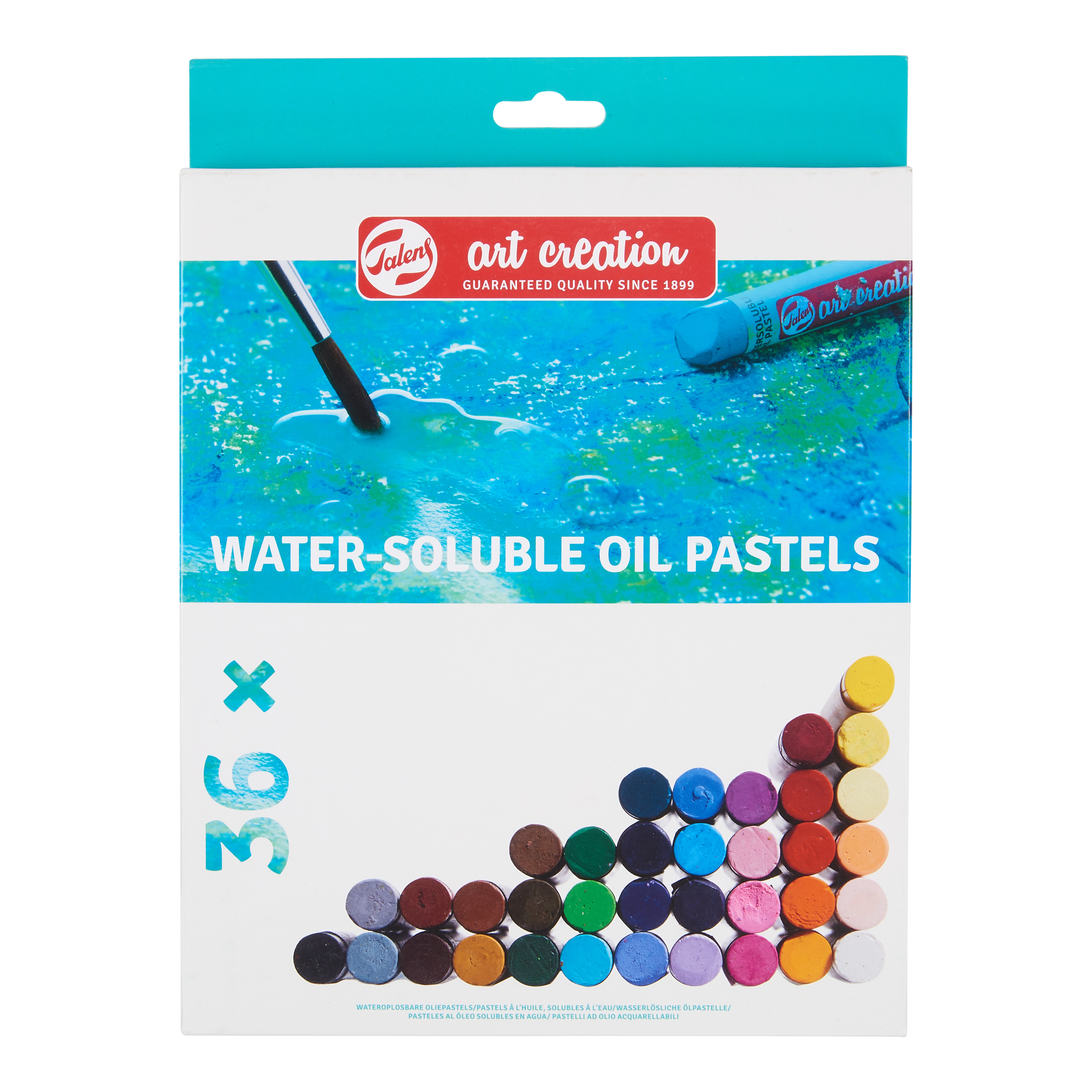 Talens Art Creation Water Soluble Oil Pastel Set x36