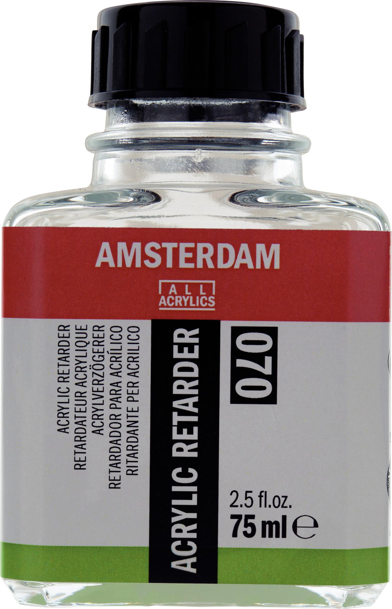 Amsterdam Acrylic Retarder Bottle 75 ml