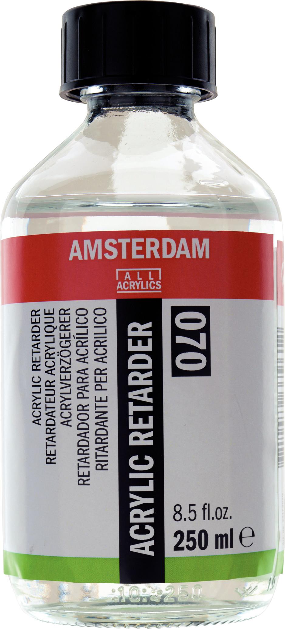 Amsterdam Acrylic Retarder Bottle 250 ml