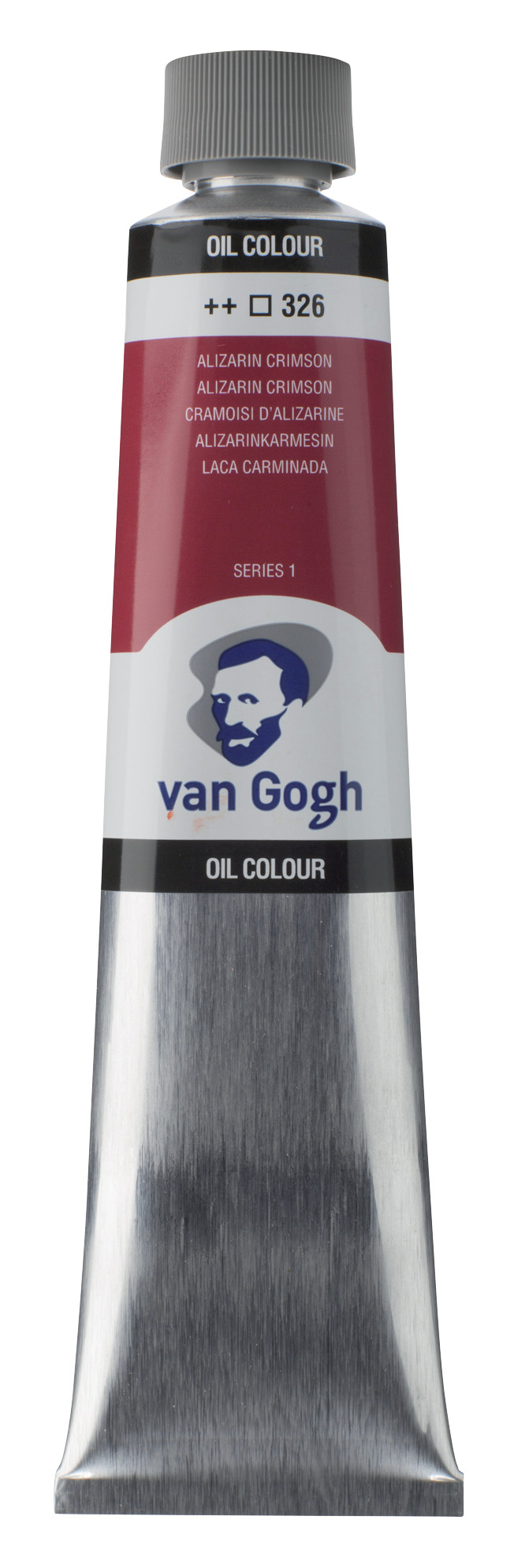 Van Gogh Oil Colour Tube 200 ml Alizarin Crimson 326