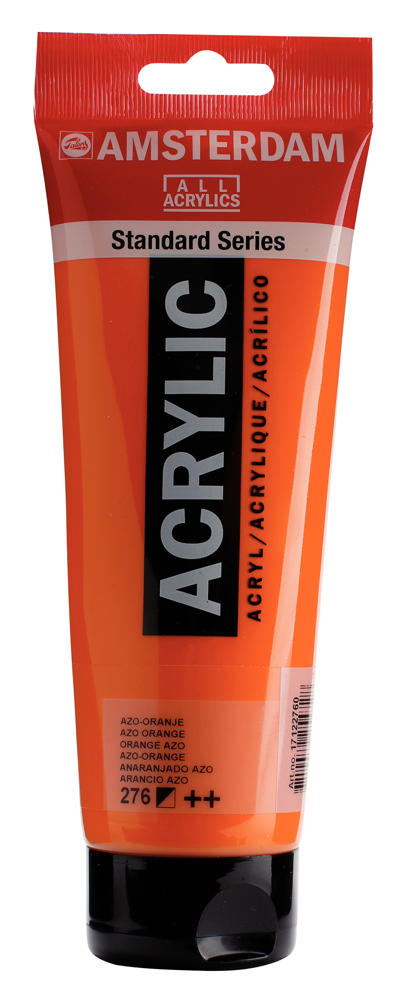 Amsterdam Standard Series Acrylic Tube 250 ml Azo orange 276