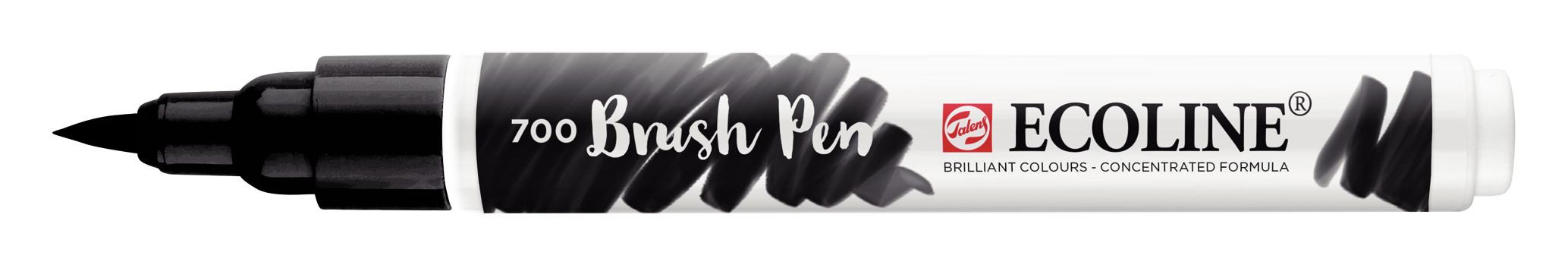 Ecoline Brush Pen Black 700