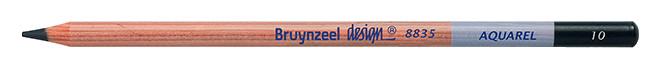 Bruynzeel Design Aquarel Black Pencils