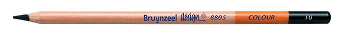 Bruynzeel Design Colour Black Pencils