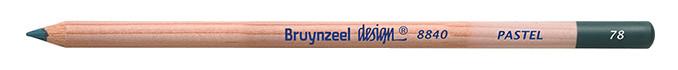 Bruynzeel Design Pastel Blue Grey Pencils