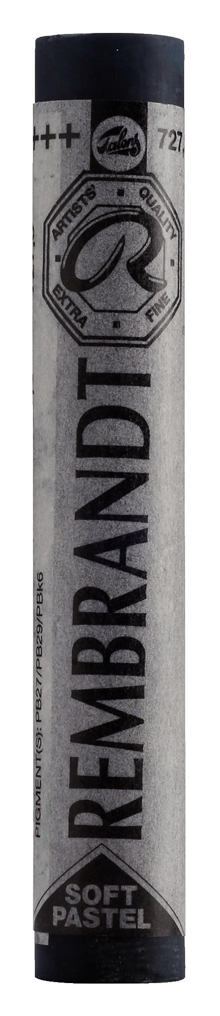 Rembrandt Soft Pastel Round Full Stick Bluish Grey(3) (727.3)