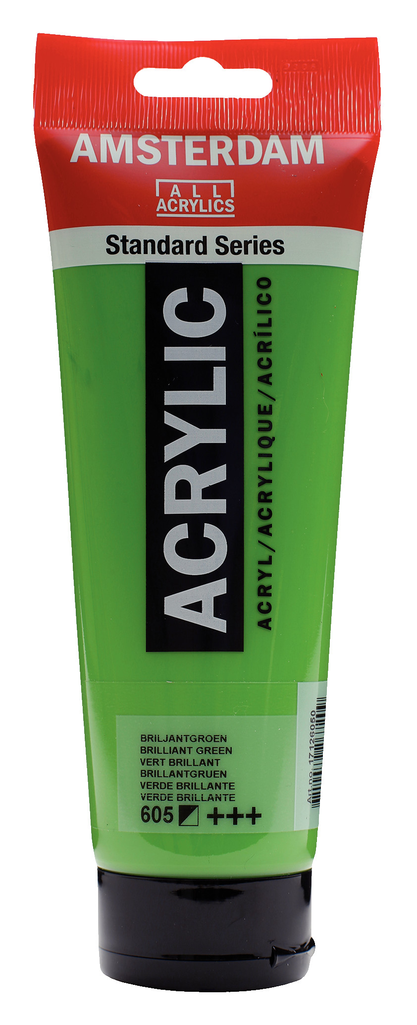 Amsterdam Standard Series Acrylic Tube 250 ml Brilliant Green 605