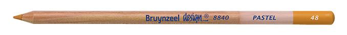 Bruynzeel Design Pastel Brown Ochre Pencils