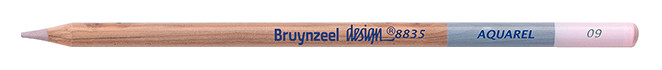 Bruynzeel Design Aquarel Brown Pink Pencils