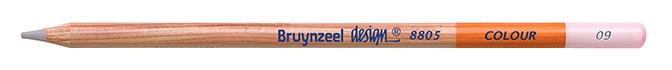 Bruynzeel Design Colour Brown Pink Pencils