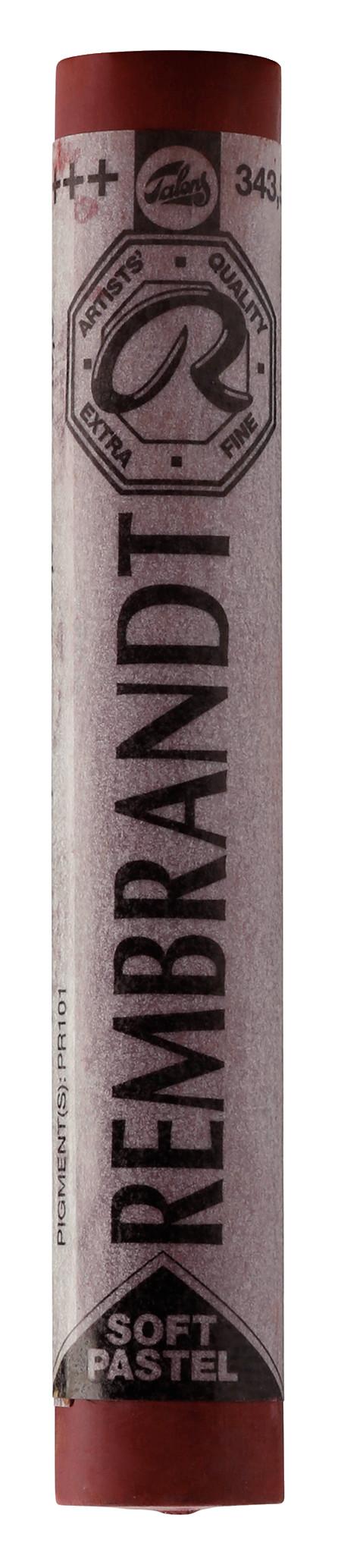 Rembrandt Soft Pastel Round Full Stick Caput Mortuum Violet(5) (343.5)