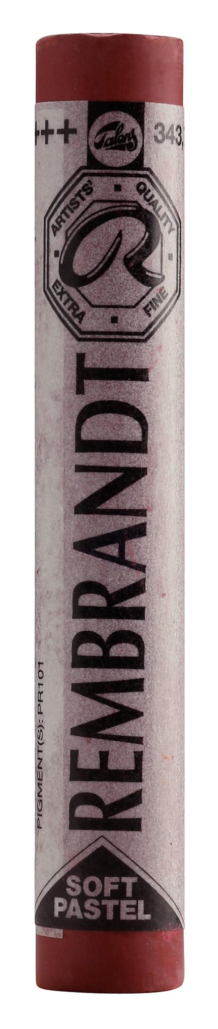 Rembrandt Soft Pastel Round Full Stick Caput Mortuum Violet(7) (343.7)