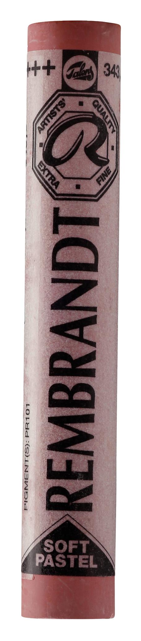 Rembrandt Soft Pastel Round Full Stick Caput Mortuum Violet(8) (343.8)