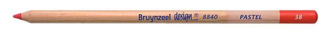 Bruynzeel Design Pastel Carmine Pencils