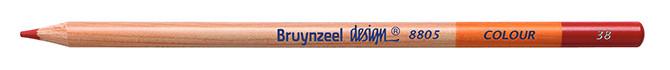Bruynzeel Design Colour Carmine Pencils