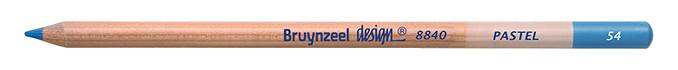 Bruynzeel Design Pastel Cerulean Blue Pencils