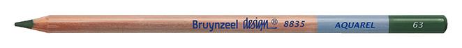 Bruynzeel Design Aquarel Colive Green Pencils