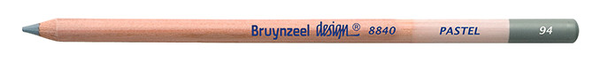 Bruynzeel Design Pastel Cool Grey Pencils