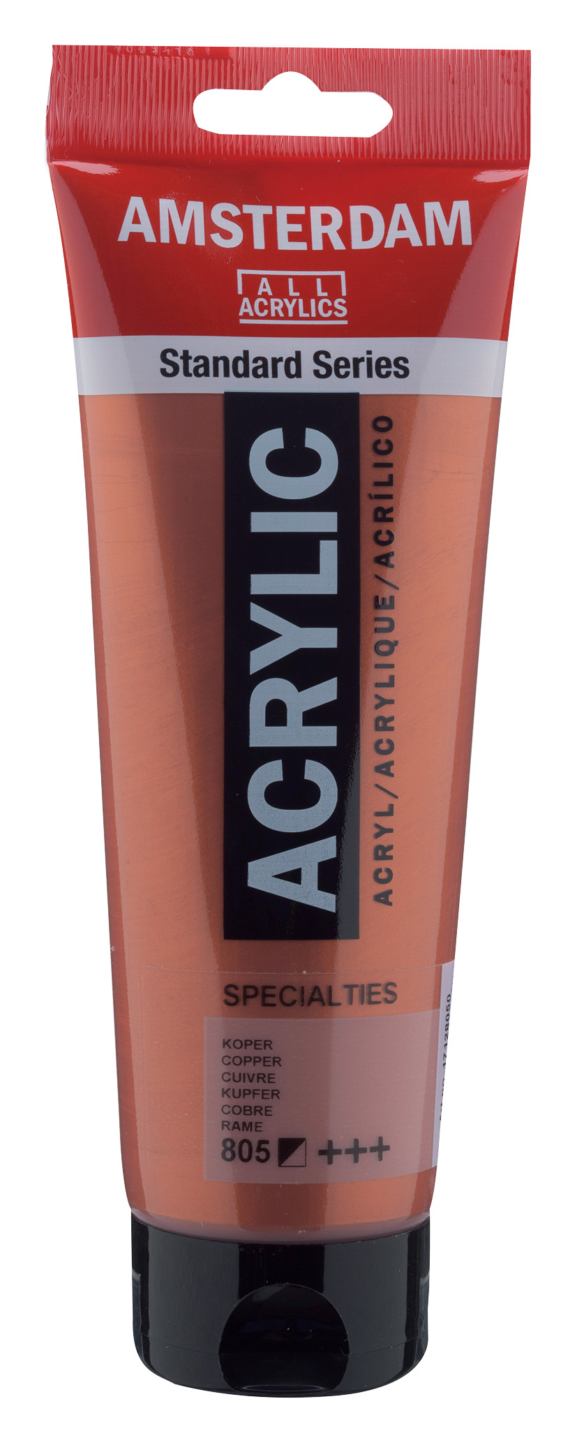 Amsterdam Standard Series Acrylic Tube 250 ml Copper 805