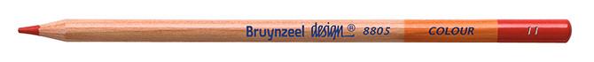 Bruynzeel Design Colour Crimson Red Pencils