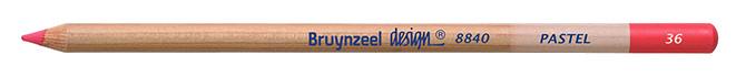 Bruynzeel Design Pastel Dark Pink Pencils