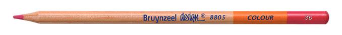 Bruynzeel Design Colour Dark Pink Pencils