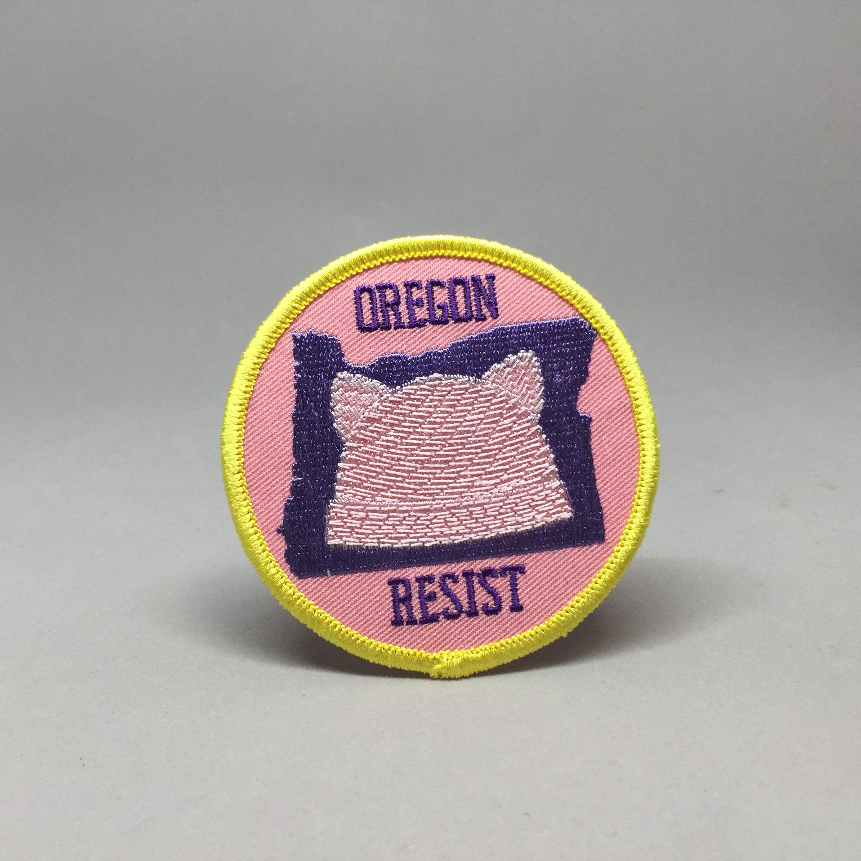 OREGON RESIST Patch
