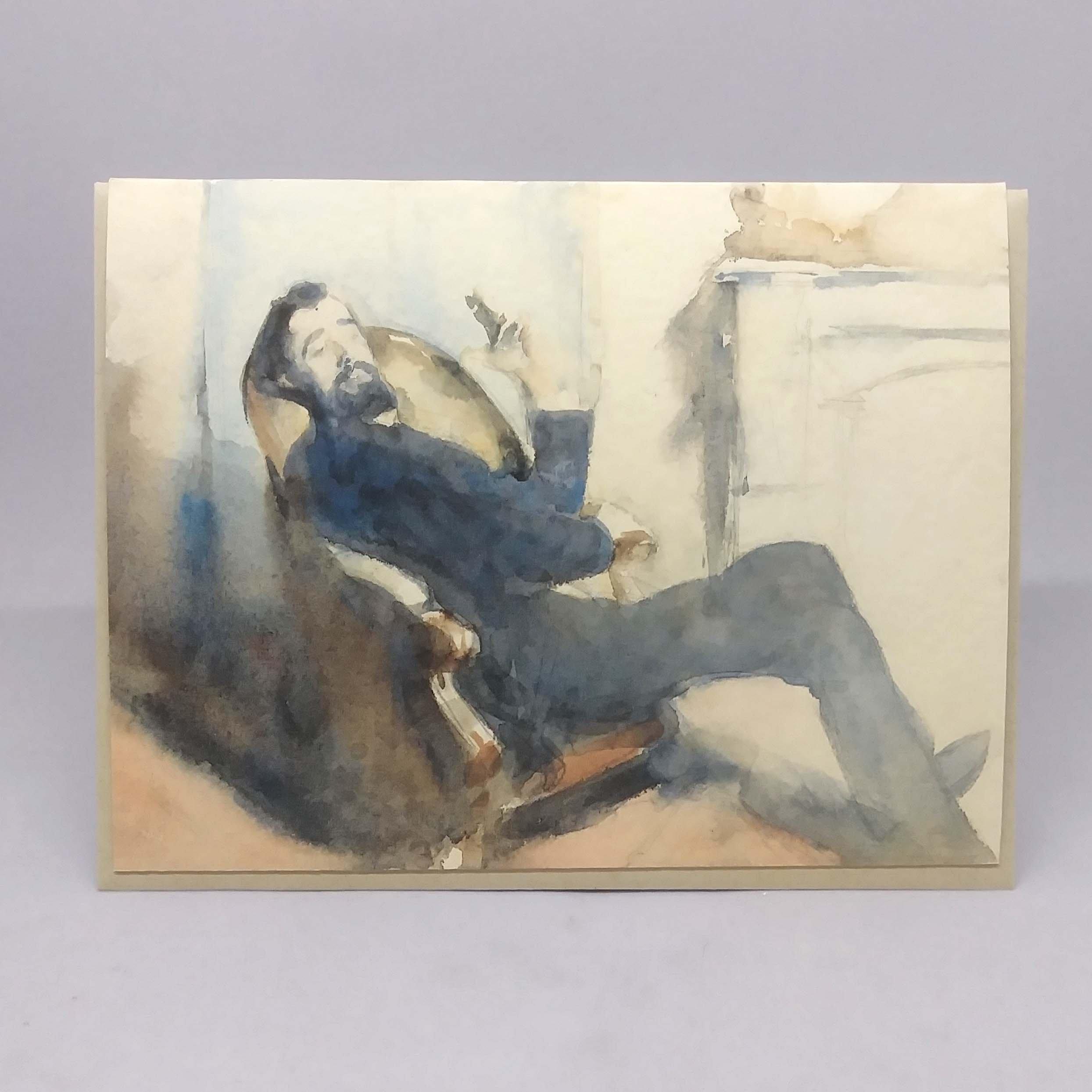 Portrait of Paul - John Singer Sargent