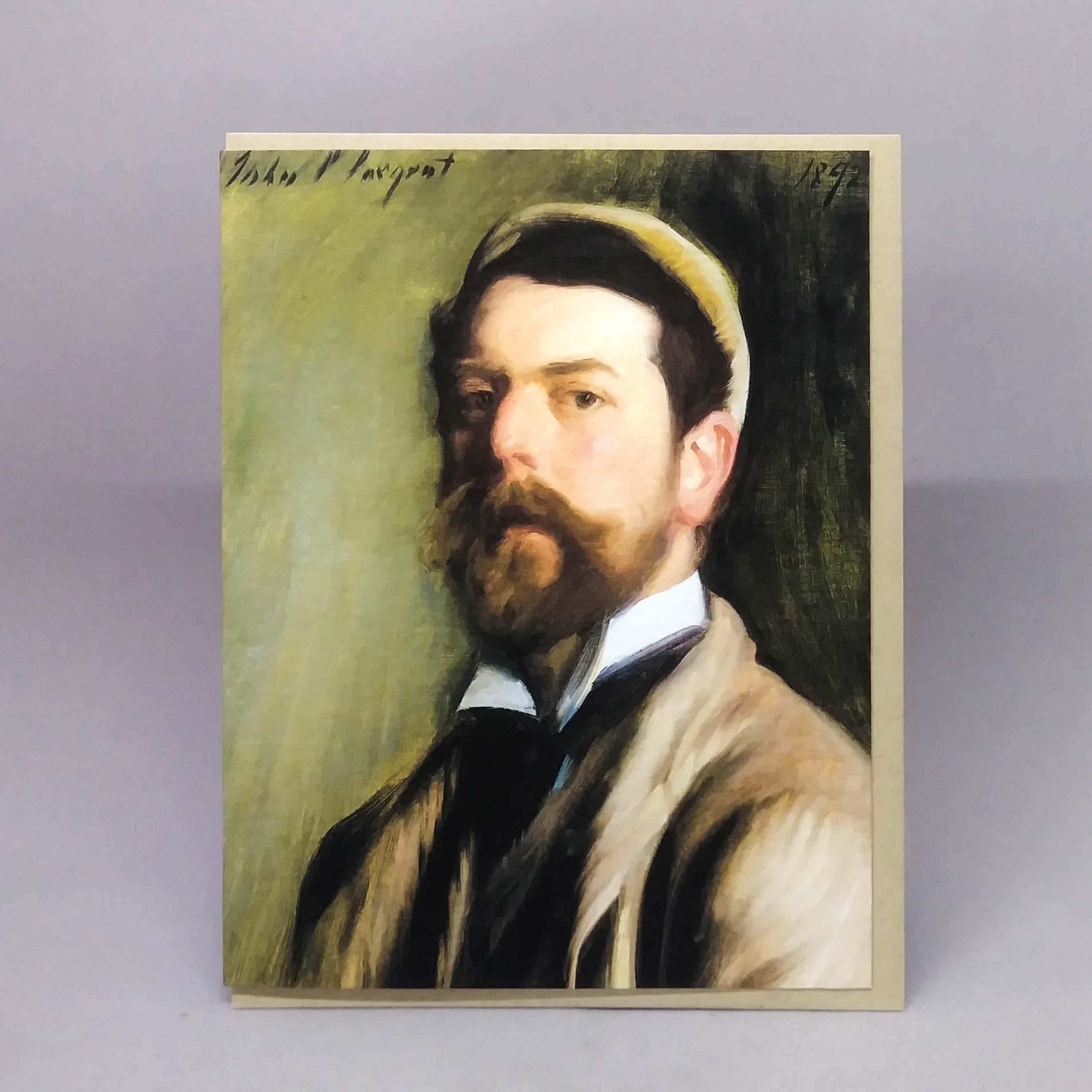 Self Portrait (1892) - John Singer Sargent